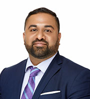 Pratik Patel Business Development Officer Head Shot